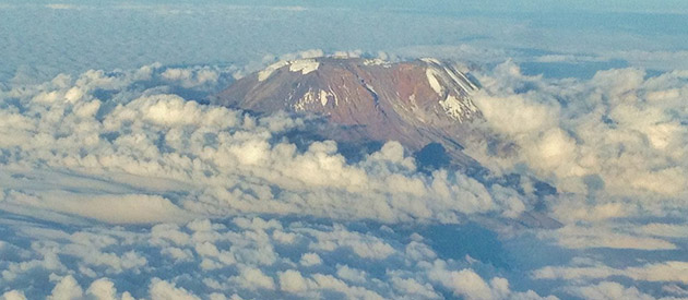 Climbing Mount Kilimanjaro in 7 Days