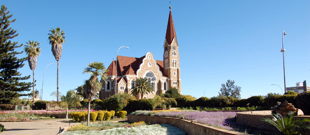 Accommodation in Windhoek: A Myriad of Choices
