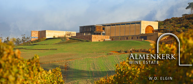 Almenkerk Wine Estate, Elgin Valley