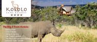 KOLOLO GAME RESERVE FEBRUARY ACCOMMODATION SPECIAL